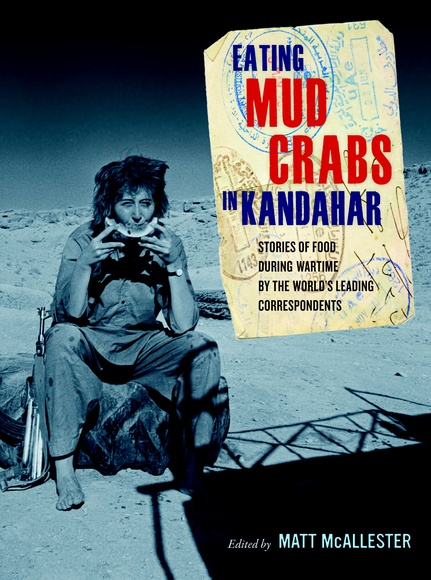 Eating Mud Crabs in Kandahar