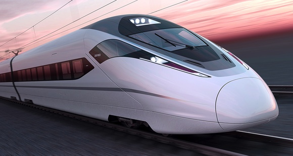 High Speed Rail in China