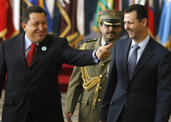 Chavez and Assad