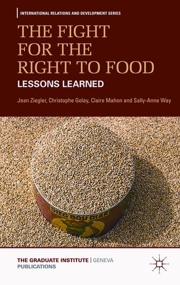 The Fight For the Right to Food