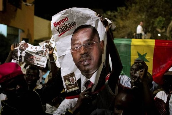 Senegal elections