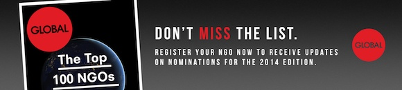Registration Banner Top 100 NGOs 2014