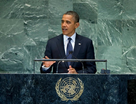 Obama at the UN: New Beginnings as a Term Winds Down? 