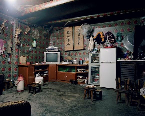 Chinese Home interior