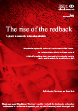 The rise of the redback