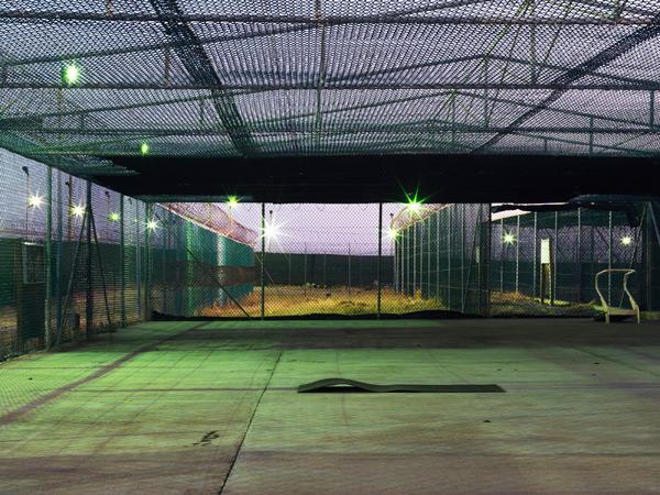 Guantanamo cage