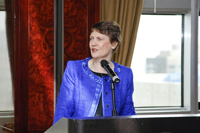 Helen Clarke, UNDP