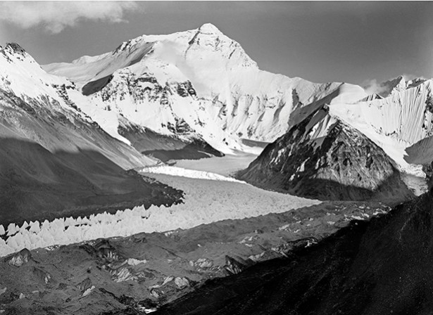 Mount Everest 1921