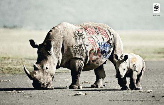 WWF Campaign © WWF