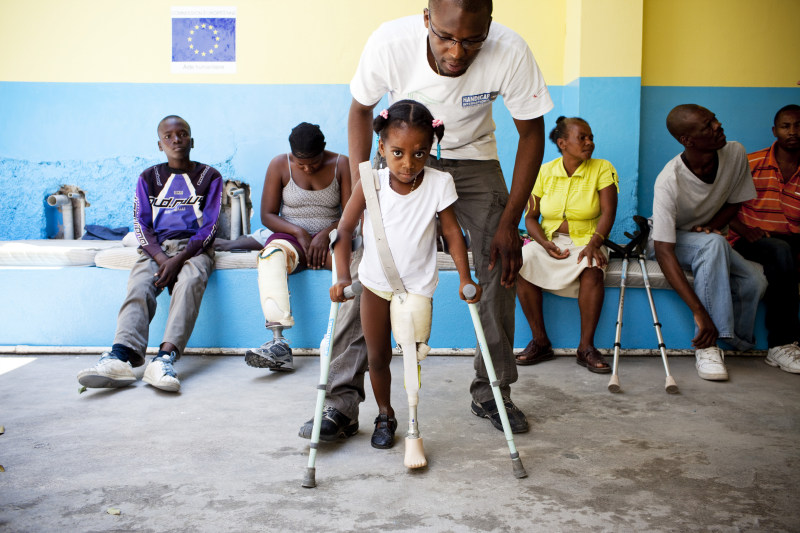 Haiti - Handicap International
