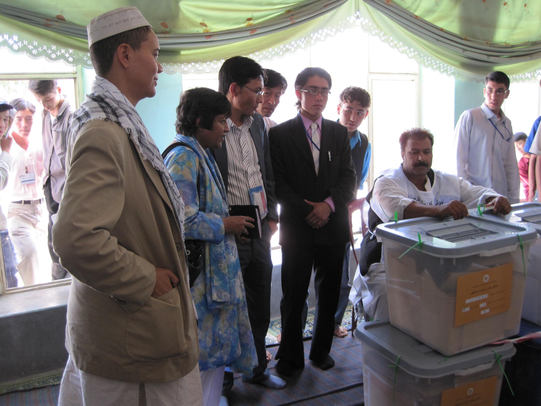 ICG - Afghan Elections