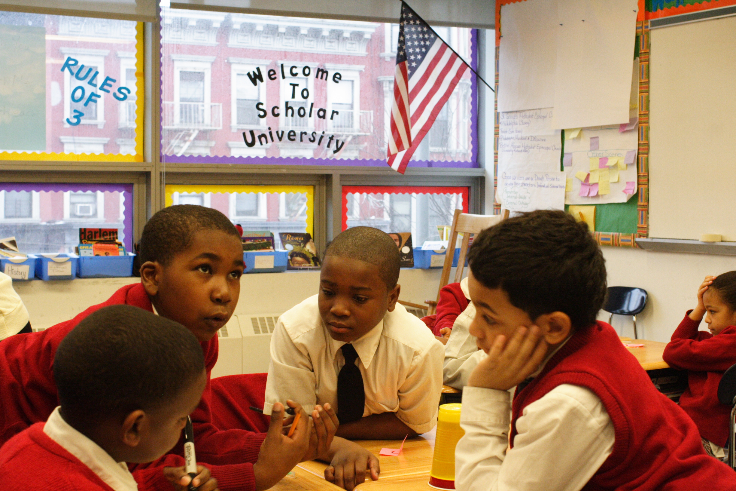 harlem children's zone What we can learn from the harlem children's zone.