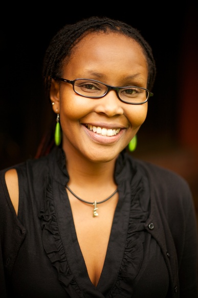 Juliana Rotich from Ushahidi