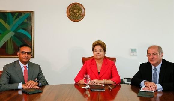 Dilma Rousseff - Fadi Chéhade