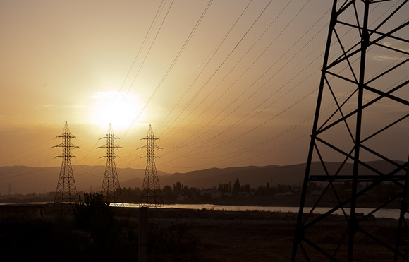 Power Transmission Lines, Tajikistan