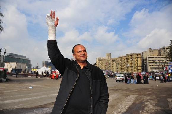 Day 05 - Heroes of the Revolution - Cairo/Tahrir Square - January 28, 2012
