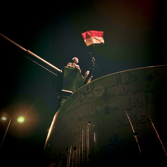 Day 0 - Egyptian Revolution - January 2011