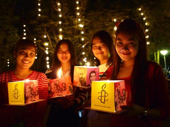 27 - Amnesty International