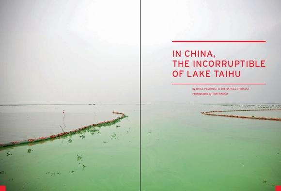 Ouverture Lac Chine