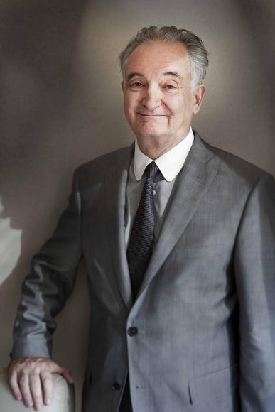 Jacques Attali in Paris, April 22, 2011