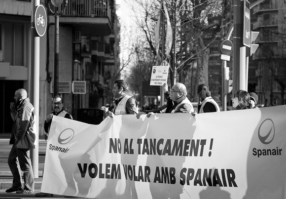 Barcelona Protests