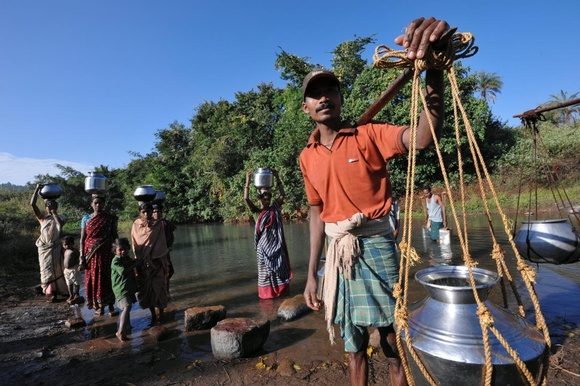 MANTRA - Transforming Rural Livelihoods One Tap and Toilet at a Time