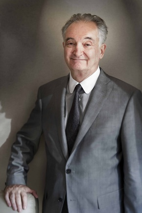 Jacques Attali in Paris, April 22, 2011