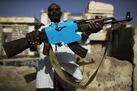 DDG armed violence reduction