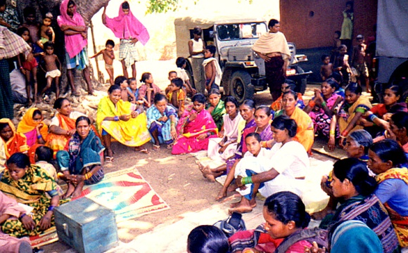 SHG Leaders meeting- AJSA India-Orissa-Bolangir